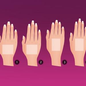 Форма руки может многое рассказать о тебе! Присмотрись к своим ладошкам