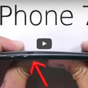 iPhone 7 подвергли тесту на выносливость. Видео
