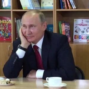 Странный совет школьникам от Путина взорвал сеть: опубликовано видео