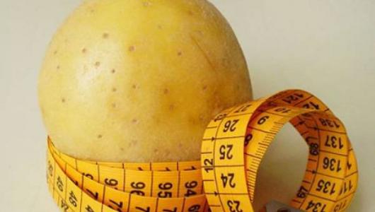Вкусное похудение на картофельной диете: как потерять 3 кг за 3 дня!