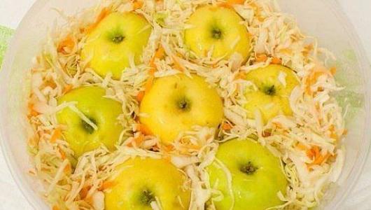 Моченые яблоки. 6 самых лучших рецепта