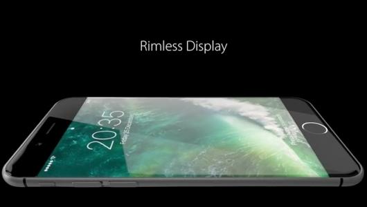iPhone 8 - первые подробности о грядущей новинке от Apple. Видео