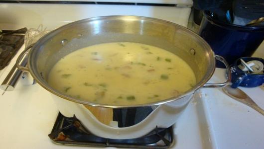 Чесночный суп! В 100 раз эффективнее, чем любой антибиотик!