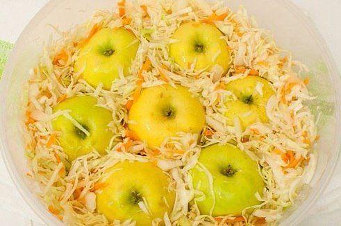 Как заквасить яблоки в домашних условиях 94
